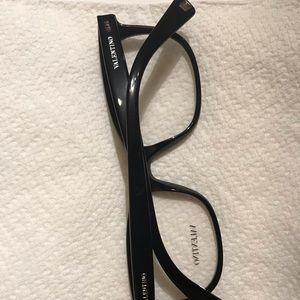 VALENTINO black eyeglasses frame new